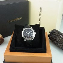 Baume & Mercier Capeland Chronograph Automatik Saphir Glas...