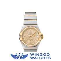Omega Constellation Co-Axial 27 MM Ref. 12325272057002