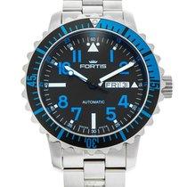 Fortis Watch Aquatis Marinemaster 670.15.45