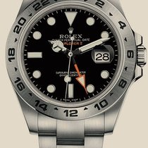 Rolex Explorer II 42mm Steel