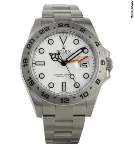 Rolex Explorer 216570