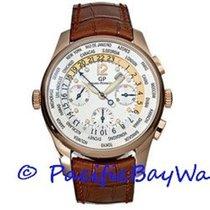 Girard Perregaux F.T.C World Time Chronograph 49805-52-151-BAC...
