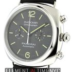 Panerai Radiomir Collection Steel Chronograph Black Dial 42mm...
