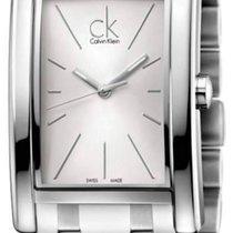 ck Calvin Klein refine Herrenuhr K4P21146