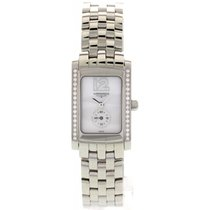 Longines Ladies Longines DolceVita Stainless Steel With...