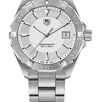TAG Heuer AQUARACER 300M 40,5mm Quartz Watch - SLN dot at 12...