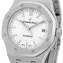 "Audemars Piguet Gent's Stainless Steel  ""Royal..."