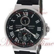Ulysse Nardin Maxi Marine Chronometer 43mm, Black Dial -...