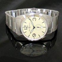 Bell & Ross BR 123 Vintage Steel Bracelet