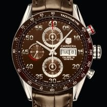 TAG Heuer CARRERA Calibre 16 Day Date 43mm AUTOMATIK CHRONOGRAPH
