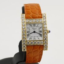 Chopard Your Hour in 18K yellow gold / diamonds 12/7405