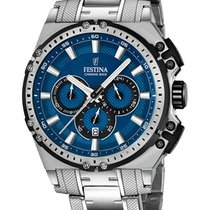 Festina F16968/2 Chrono-Bike 2016 44mm 10ATM