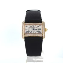 Cartier artier Tank Divan 18kt Yellow Gold WA301170