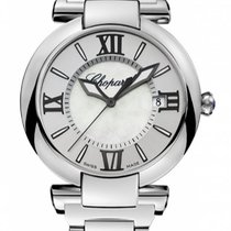 Chopard Imperiale 40mm Automatic Silver With Mother Of Pearl...