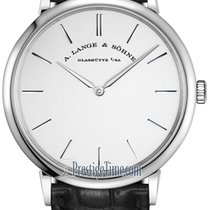 A. Lange & Söhne Saxonia Thin Manual Wind 40mm 211.027