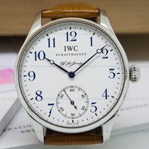 IWC IW544203 Portuguese F.A Jones Limited Edition SS (24672)