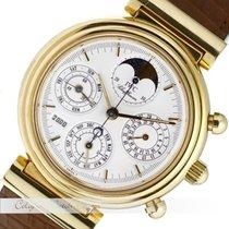 IWC Da Vinci Ewiger Kalender Gelbgold IW3750-001