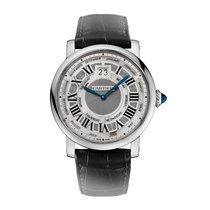 Cartier Rotonde Automatic Mens Watch Ref W1580002