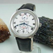Ulysse Nardin Marine Automatik Chronometer Saphir Glas...