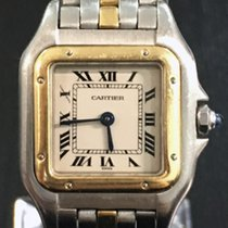 Cartier Panthere Stahl 18K Gold 22mm
