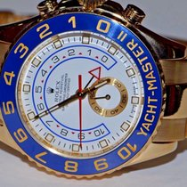 Rolex Oyster Yacht-Master II 18K Solid Gold