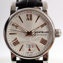 Montblanc Star 4810 Date Automatic Steel