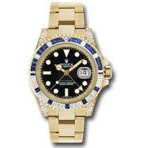 Rolex GMT Master II Yellow Gold