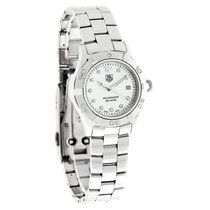 TAG Heuer Aquaracer Diamond Ladies MOP Swiss Quartz Watch...