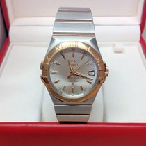 Omega Constellation 123.20.35.20.02.001 - Box & Papers 2014