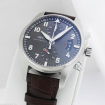IWC Pilot's Watch Spitfire Chronograph 43mm IW387802 New...