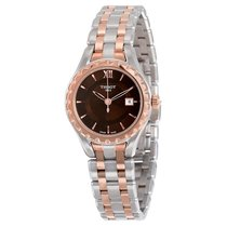 Tissot T-Trend Lady Brown Dial Ladies Watch Watch T0720102229800