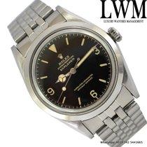 Rolex Explorer 1016 gilt glossy dial very rare 1960