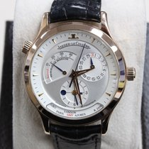 Jaeger-LeCoultre 18K Rose Gold 142.2.92 Master Geographic 38MM