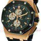 Audemars Piguet Royal Oak Offshore Chronograph, Black Dial,...