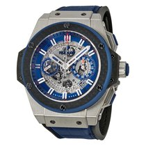 Hublot King Power Special One Skeleton Dial Chronograph...