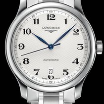Longines Master Collection 38,5mm Automatic Silver Dial R