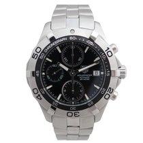 TAG Heuer aquaracer caf2110 automatique 41 mm chrono watch