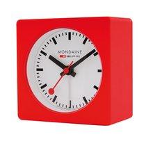 Mondaine Alarm Clock Quartz 70mm WALL CLOCK A996.ALIG.30SBB