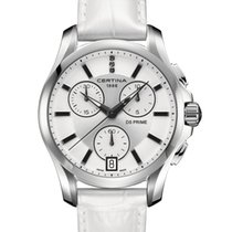 Certina DS Prime Chronograph Farbe Weiß