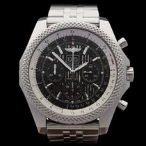 Breitling Bentley 6.75 Speed Skeletonized Chronograph Stainles...