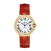 Cartier Ballon Bleu Automatic Mid-Size Watch Ref WE900451