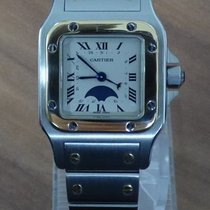 Cartier Santos Galbee kleines Modell revisioniert