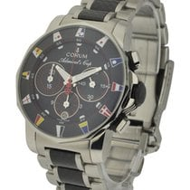 Corum Admirals Cup 44mm Chronograph Automatic in Steel