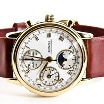 Kienzle Anniversary Moonphase Calendar - Men's Timepiece