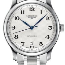 Longines Master Automatic 38.5mm L2.628.4.78.6 Stainless Steel...