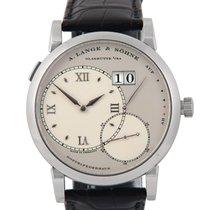 A. Lange & Söhne Grand Lange 1, Platinum, Ref: 115.025...