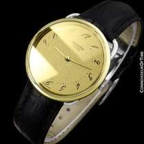 Hermès Midsize Arceau Mens Midsize Unisex Watch - 18K Gold...
