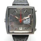 TAG Heuer Monaco Vintage chrono ref 1533 steel/acier