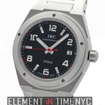 IWC Ingenieur Collection AMG Titanium 42mm On Bracelet