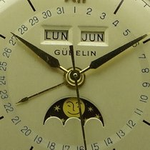 Gübelin Complete Calendar Moonphase, as Rolex 6062